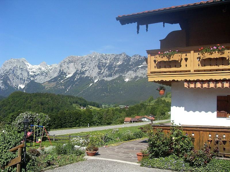 Das Reiteralm-Gebirge
