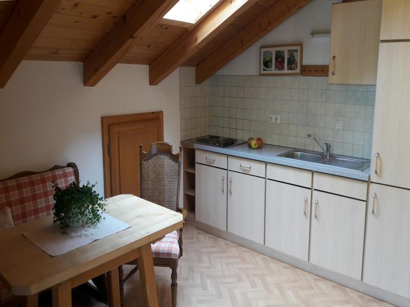 Dachfenster - für eine helle Wohnküche