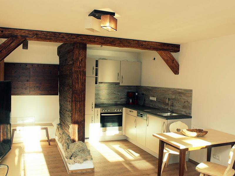 Alpenliebe Wohnzimmer