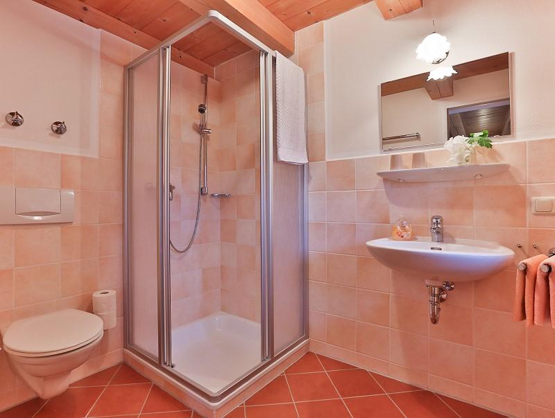 Gästezimmer - Dusche