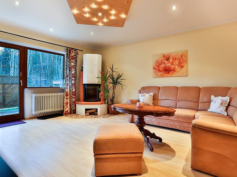 FeWo Edelweiss - Wohnzimmer