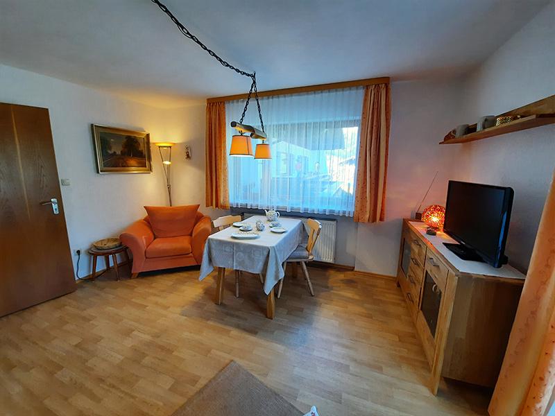 Wohnküche Wohnung 1