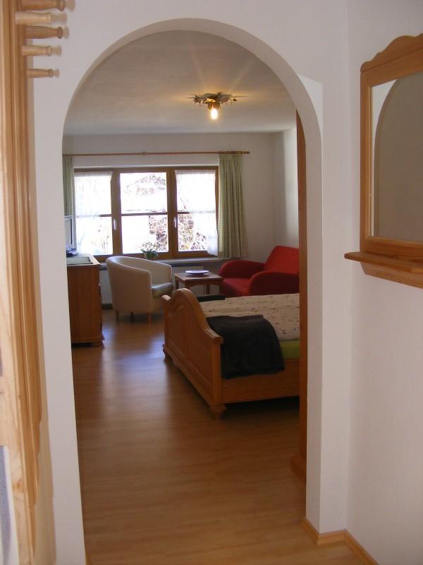 Doppelzimmer ohne Balkon, mödernes Bad