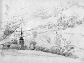 Wilhelm Busch, Selbstportrait 1894