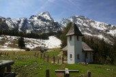 Bergofer Kapelle Kührointalm